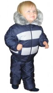 Костюм зимний Куртка, жилетка и полукомбинезон
