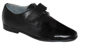 Туфли новые Бамбини подростковые на липучке