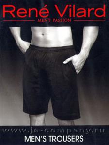 Хлопковые мужские шорты домашние
