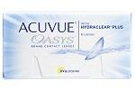Acuvue Oasys 3 линзы