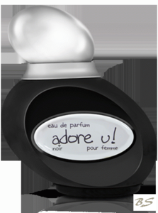 ADO*RE U! NOIR MAR*YAJ пробник 1мл