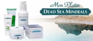 Mon Platin - Косметика Мертвого Моря - Израиль