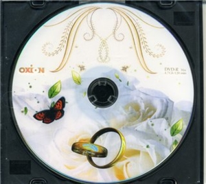 Диск DVD-R OXION