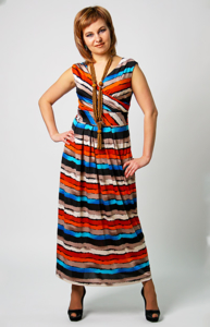 4772 платье-сарафан