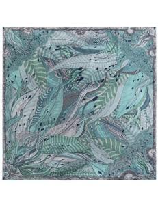 Платок жен. шелк ELEGANZZA D04-1164-11