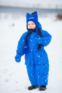 Комбинезон для мальчика «Fantasie di neve