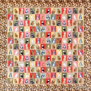 Платок шелк B03-3115-16