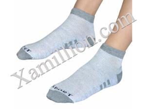 Носки детские ажурный верх низкая резинка