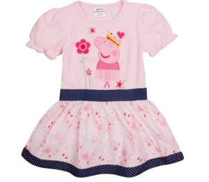 Платье Пеппа розовое Нова