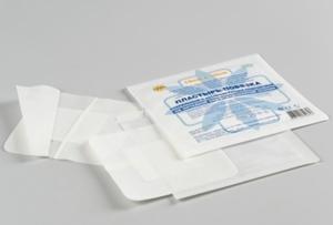 ПЛАСТЫРЬ - ПОВЯЗКА PU с сорбирующей подушечкой