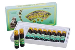 """Природный антибиотик """"Шуан Хуа Бао"""""""