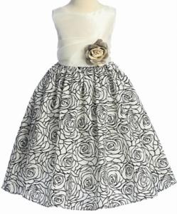 Нарядное платье и болеро для девочки 2 лет