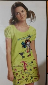 Ночная сорочка Пеликан