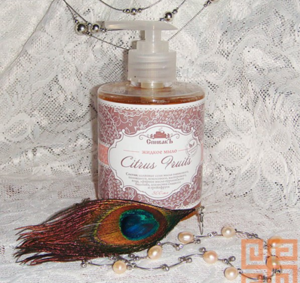 Мыло натуральное жидкое