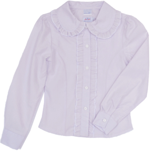 Блузка (блуза) школьная