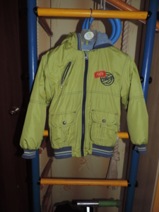 Куртка-ветровка Mmdadak