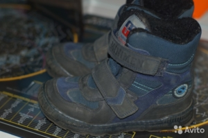 Ботинки minimen на меху