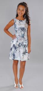 Платье нарядное для девочек (подростков)