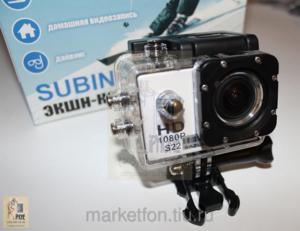 Экшн-камера Subini S22