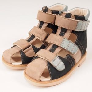 Детские ортопедические лечебные сандалии Ortuzzi 8