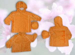 Комплект на весну куртка, толстовка и панамка