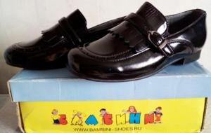 Туфли лакированные Бамбини