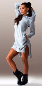 Толстовка Hoodie Dress