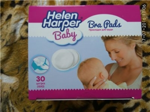 Прокладки для груди Helen Harper
