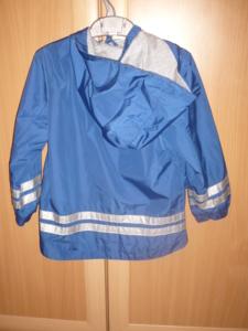 Куртка-ветровка, б/у, состояние новой