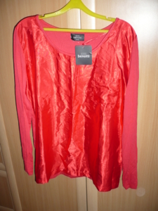 Новая блузка с нем.сайта