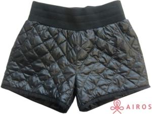 Шикарные стеганные теплые шорты (М)