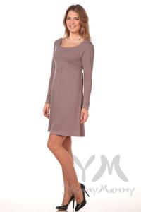 Платье для беременных и кормящих ymammy