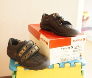 Ricosta новые ботинки 27 eur размер на узкую ногу
