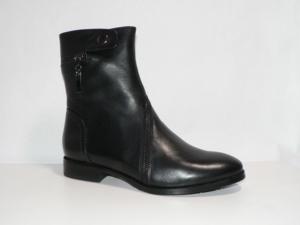 Ботинки демисезонные из натуральной кожи BASCONI