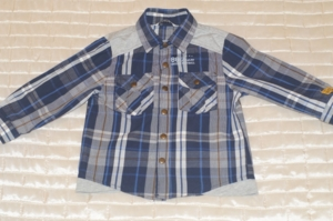 Рубашка Crockid р.80