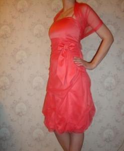 Нарядное платье р.42