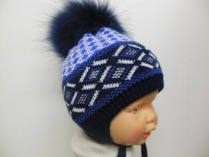 Журавлик-4-вязаные головные уборы на любую погоду.