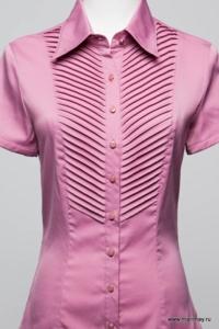 905-1355-1 Блузка короткий рукав.