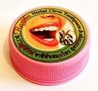 негелевая зубная паста из Тайланда полирующая