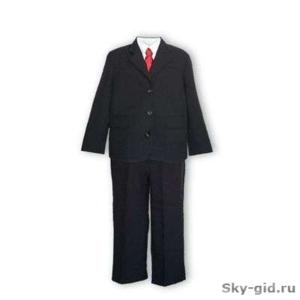 Пиджак и брюки 9 лет