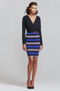 Летнее платье в комплекте с ремешком Odri, 46 р-р