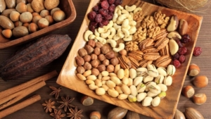 Вкус Востока, орехи, сухофрукты, целебный чай, вос