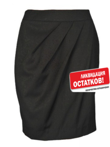 Новая юбка в деловом стиле