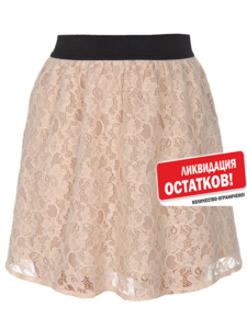Актуальная новая юбка из кружева