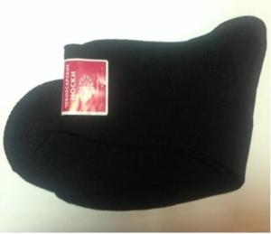 Мужские носки вязка резинка