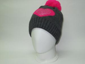 Комплект для девочки (шапка + шарф) пр-ва Польша