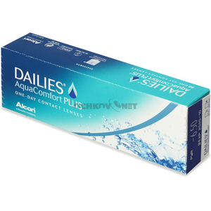 Линзы Dailies AquaComfort Plus