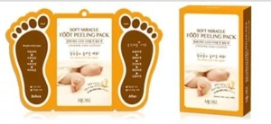 Пилинг для ног MJ SOFT MIRACLE FOOT PEELING PACK