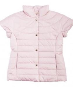 Плей ТУдей Жилет текстильный для девочек (134)