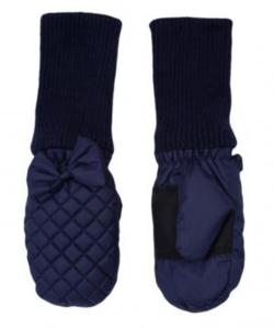 Рукавицы текстильные для девочек (15) Размер 15